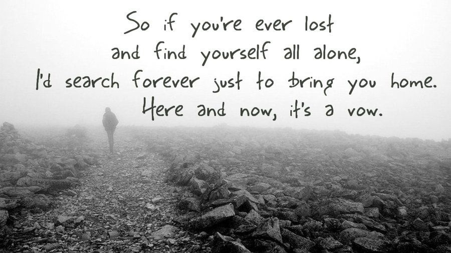 Alone quotes for guys