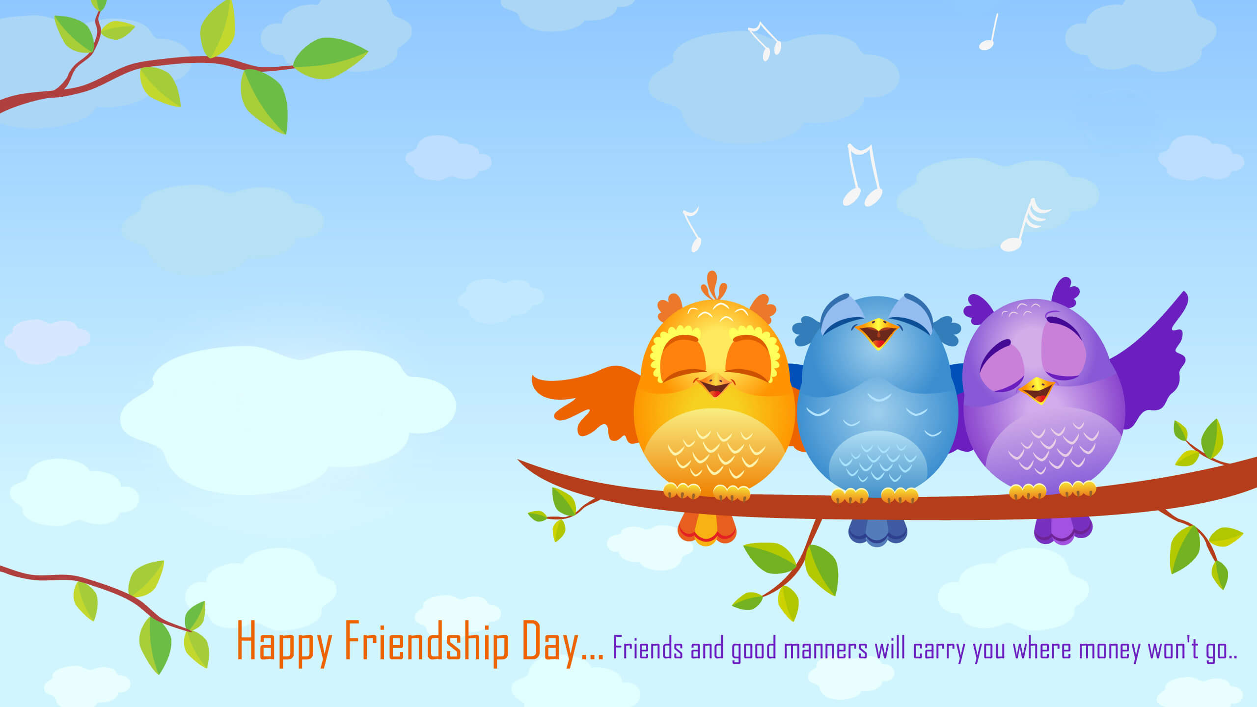 Happy Friendship Day SMS 2017